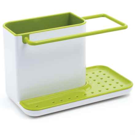 Joseph Joseph Sink Caddy in White/Green - Overstock