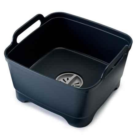 Joseph Joseph Wash and Drain Dish Washing Bowl in Grey - Closeouts