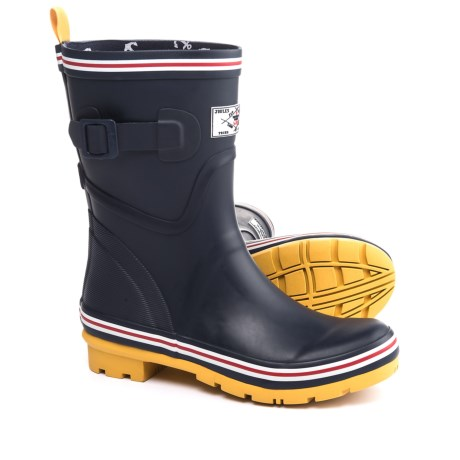 Joules Seafarer Rain Boots - Waterproof (For Women) in French Navy