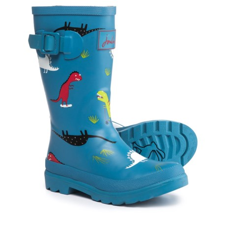 Joules Skateasarus Rain Boots - Waterproof (For Boys) in Blue