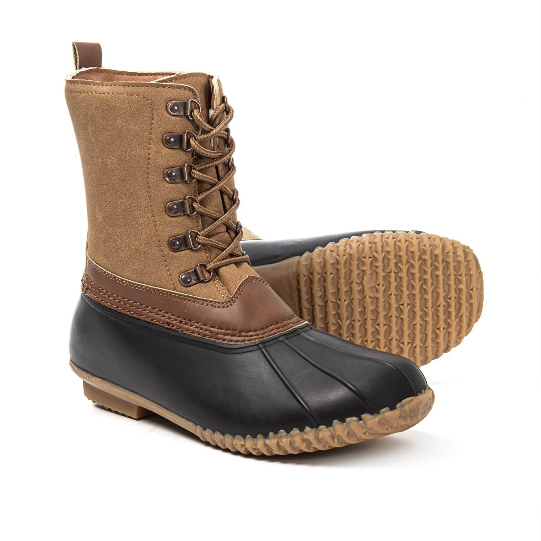4fcc67e8628 JSport Bergen Encore Weather-Ready Duck Boot (For Men)