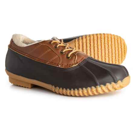 3d182a482a6 JSport Bryson Weather-Ready Duck Shoes (For Men) in Brown Whiskey