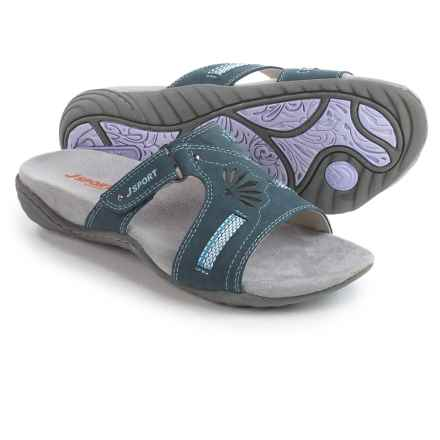 JSport by Jambu Claudia Sandals (For Women) in Navy - Closeouts