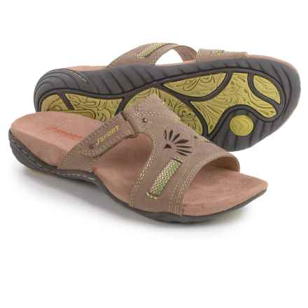 JSport by Jambu Claudia Sandals (For Women) in Taupe - Closeouts