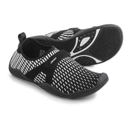 JSport by Jambu Cycle Comfort Water Shoes - Slip-Ons (For Women) in Black - Closeouts