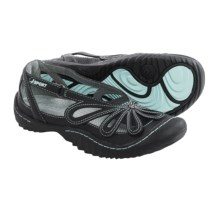 JSport by Jambu Marigold Sandals - Vegan Leather (For Women) in Black - Closeouts