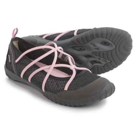 JSport by Jambu Radiance Water Shoes (For Women) in Charcoal/Petal - Closeouts
