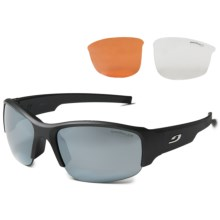 Julbo Access Sunglasses - Interchangeable Lenses in Gray/Spectron 3 - Closeouts