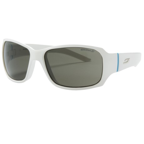 Julbo Alagna Sunglasses - Spectron 3 Lenses (For Women) in White/Blue/Spectron 3
