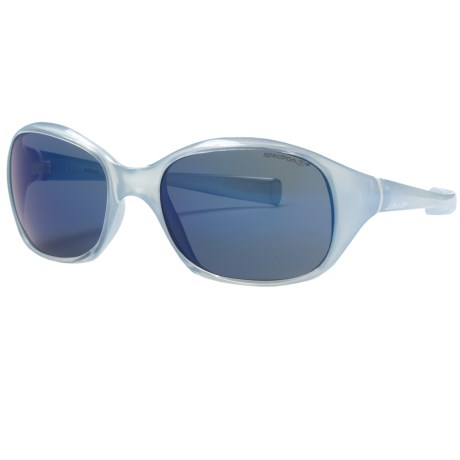 Julbo Bianca Sunglasses - Spectron 3+ Lenses (For Women) in Ice Blue/Blue/Spectron 3+