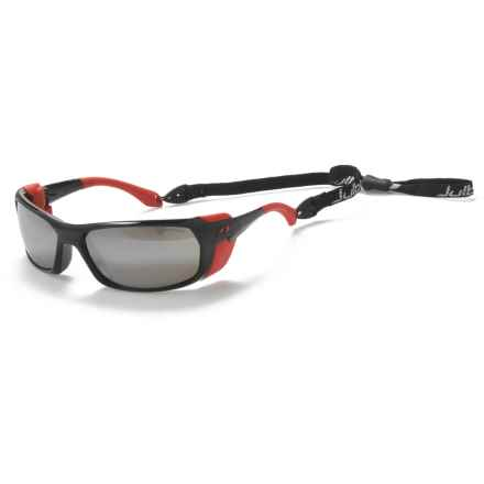 Julbo Bivouak Sunglasses - Spectron 4 Lenses in Black/Spectron 4 - Closeouts