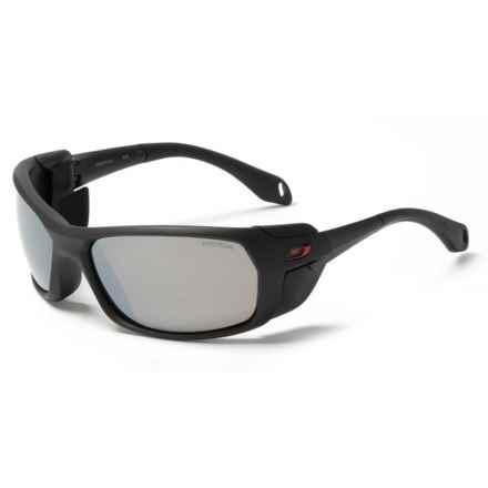 Julbo Bivouak Sunglasses - Spectron 4 Lenses in Noir/Noir - Closeouts