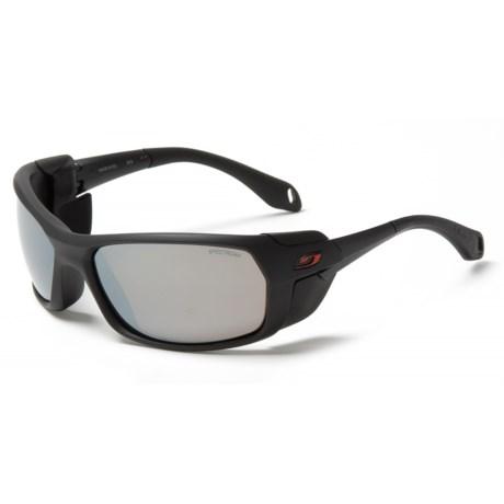 Julbo Bivouak Sunglasses - Spectron 4 Lenses in Noir/Noir