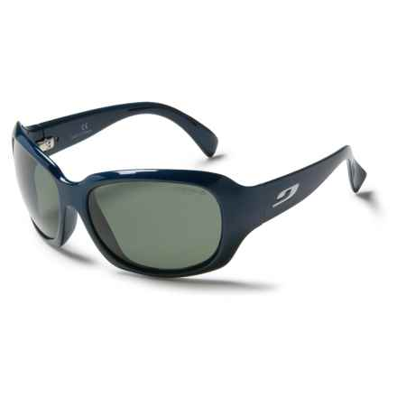 Julbo Bora Bora Sunglasses - Polarized (For Women) in White/Blue - Closeouts