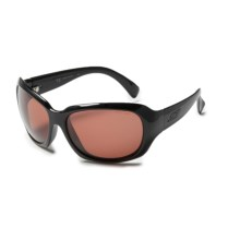 Julbo Bora Bora Sunglasses - Polarized, Photochromic Lenses (For Women) in Black/Falcon - Closeouts