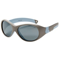 Julbo Bubble Sunglasses (For Kids and Youth) in Grey/Lavender/Spectron 3+