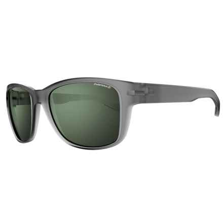 Julbo Carmel Sunglasses - Polarized Spectron 3CF Lenses in Matte Translucent Gray - Overstock