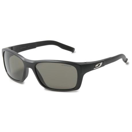 Julbo Cobalt Sunglasses - Spectron 3 Lenses in Matte Black/Brown