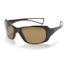 Julbo Davina Rouge Sunglasses - Polarized (For Kids and Youth) in Brown - Closeouts