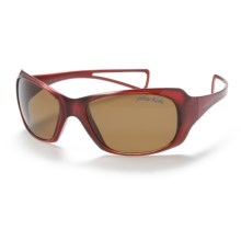 Julbo Davina Rouge Sunglasses - Polarized (For Kids and Youth) in Red - Closeouts