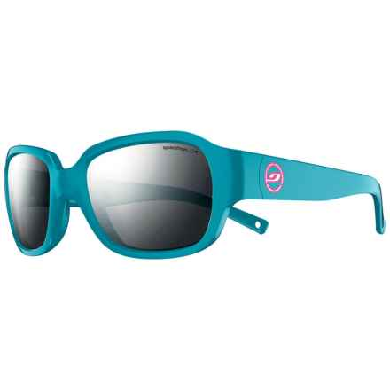 Julbo Diana Sunglasses - Spectron 3 Polycarbonate Lenses (For Kids) in Blue/Spectron 3 - Closeouts