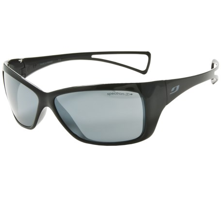 Julbo Diego Sunglasses - Spectron 3+ Lenses (For Kids and Youth) in Shiny Black/Spectron 3+