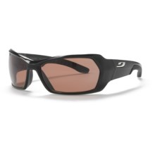 Julbo Dirt Sunglasses - Polarized Falcon Photochromic NXT® Lenses in Black/Falcon - Closeouts