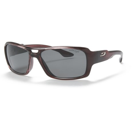 Julbo Dock Sunglasses - Polarized in Brown/Polarized