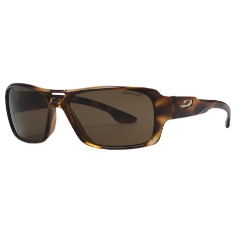 Julbo Dock Sunglasses - Spectron 3 Lenses in Brown/Spectron 3