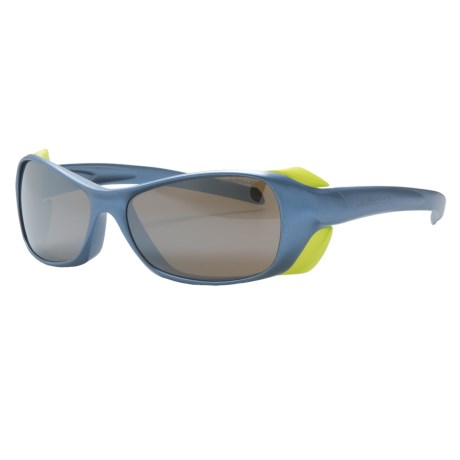Julbo Dolgan Large Sunglasses - Spectron 4 Lenses in Blue/Spectron 4