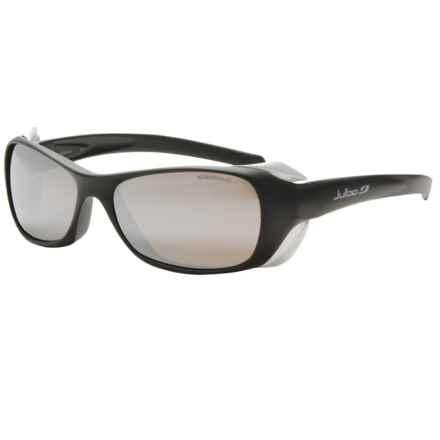 Julbo Dolgan  Sunglasses - Spectron 3 Lenses in Matte Black/Spectron 4 - Closeouts