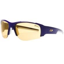 Julbo Dust Sunglasses - Photochromic Zebra® Lenses in Violet/Zebra - Closeouts