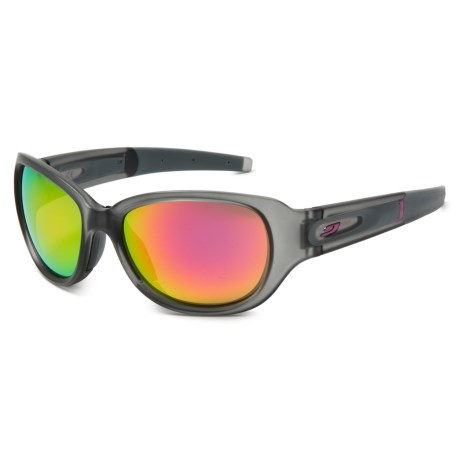 Julbo Fletchy Sunglasses - Spectron Lenses in Grey/Pink