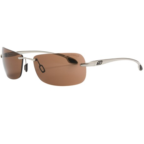 Julbo Freeze Sunglasses - Spectron 3 Lenses in Argent/Cat 3