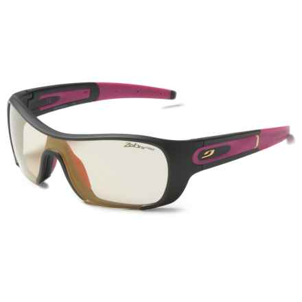 Julbo Groovy Sunglasses - Photochromic Lenses (For Women) in Grey/Zebra Light - Closeouts