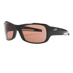 Julbo Hike Sunglasses - Polarized, Falcon Photochromic Lenses in Black/Falcon