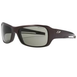 Julbo Hike Sunglasses - Spectron 3 Lenses in Chocolate/Spectron 3