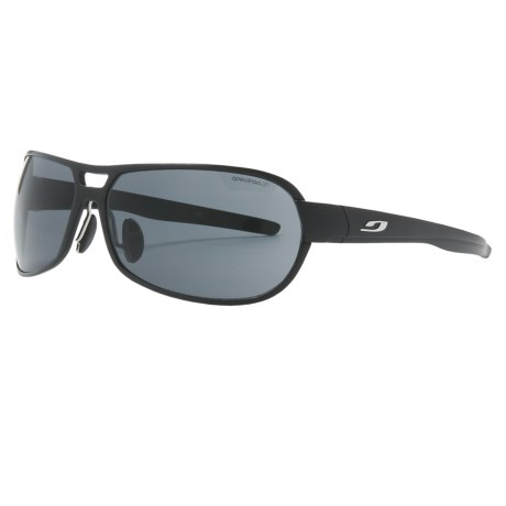 Julbo Hole Sunglasses - Spectron 3 Lenses in Black/Spectron 3