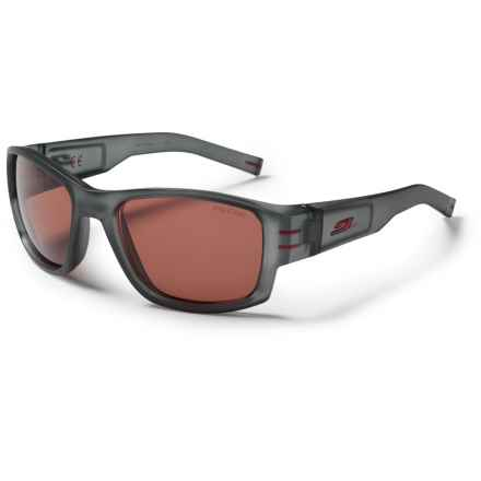 Julbo Kaiser Sunglasses - Polarized Falcon Lenses in Gray/Falcon - Closeouts