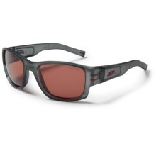 Julbo Kaiser Sunglasses - Polarized, Photochromic Falcon Lenses in Gray/Falcon - Closeouts
