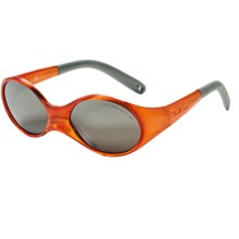 Julbo Kola Sunglasses (For Kids and Youth) in Orange/Spectron X6 - Closeouts