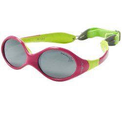 Julbo Looping 1 Sunglasses (For Infants) in Violet/Lime/Spectron 4