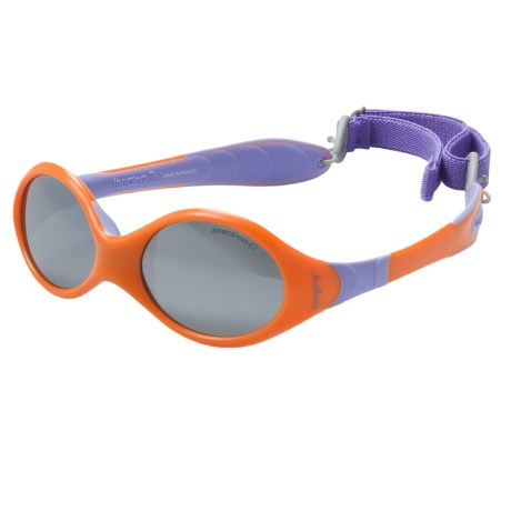 Julbo Looping 2 Sunglasses (For Infants) in Orange/Purple/Spectron 4