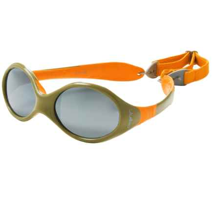 Julbo Looping 3 Sunglasses (For Toddlers) in Khaki/Orange/Spectron 4 - Closeouts
