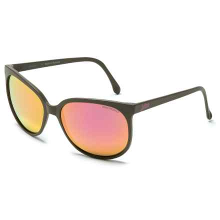 Julbo Megeve Sunglasses - Spectron 3CF Lenses in Army - Overstock