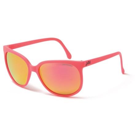 fc77293f0f9 Julbo Megeve Sunglasses - Spectron 3CF Lenses in Matte Pink Rose - Overstock