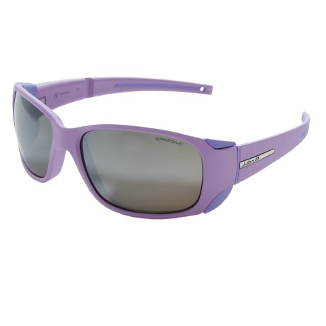 Julbo Monterosa Sunglasses - Spectron 4 Lenses (For Women) in Violet/Spectron 4