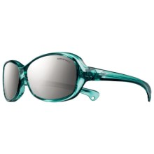 Julbo Naomi Sunglasses (For Little Girls) in Crystal Green/Spectron 4 - Closeouts