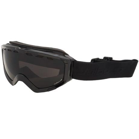 Julbo Polar Goggles - Polarized in Black/Cat 4