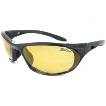 Julbo Race Sunglasses - Photochromic Lenses in Black/Black/Zebra - Closeouts